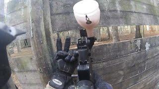 Delta Force Paintballing