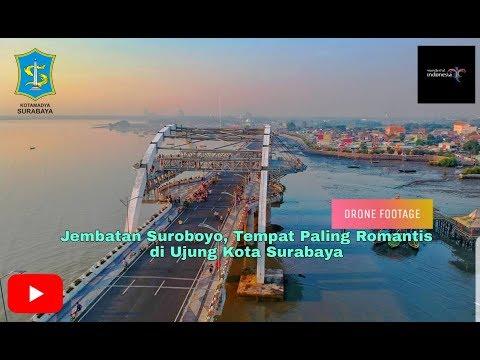 papa-romeo-vlog-#13-||-drone-footage-||-jembatan-suroboyo,-tempat-paling-romantis-di-kota-suranbaya