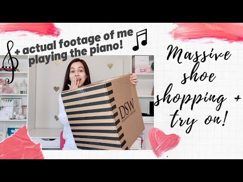 DSW Online Shopping Haul Up To 75% Off And Honestly I Went Overboard!