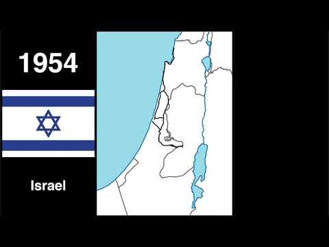 The History Of Israeli Railways