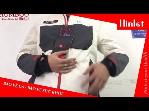 Hướng Dẫn Sử Dụng áo Khoác điều Hòa Nhiệt độ | Áo Khoác Thông Minh Humbgo