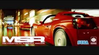 [TOP 100] Sega BGMs #5 Metropolis Street Racer - Time