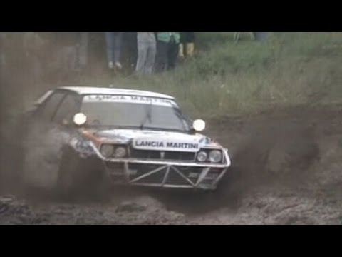 WRC 1990 Lancia Delta Rallystory