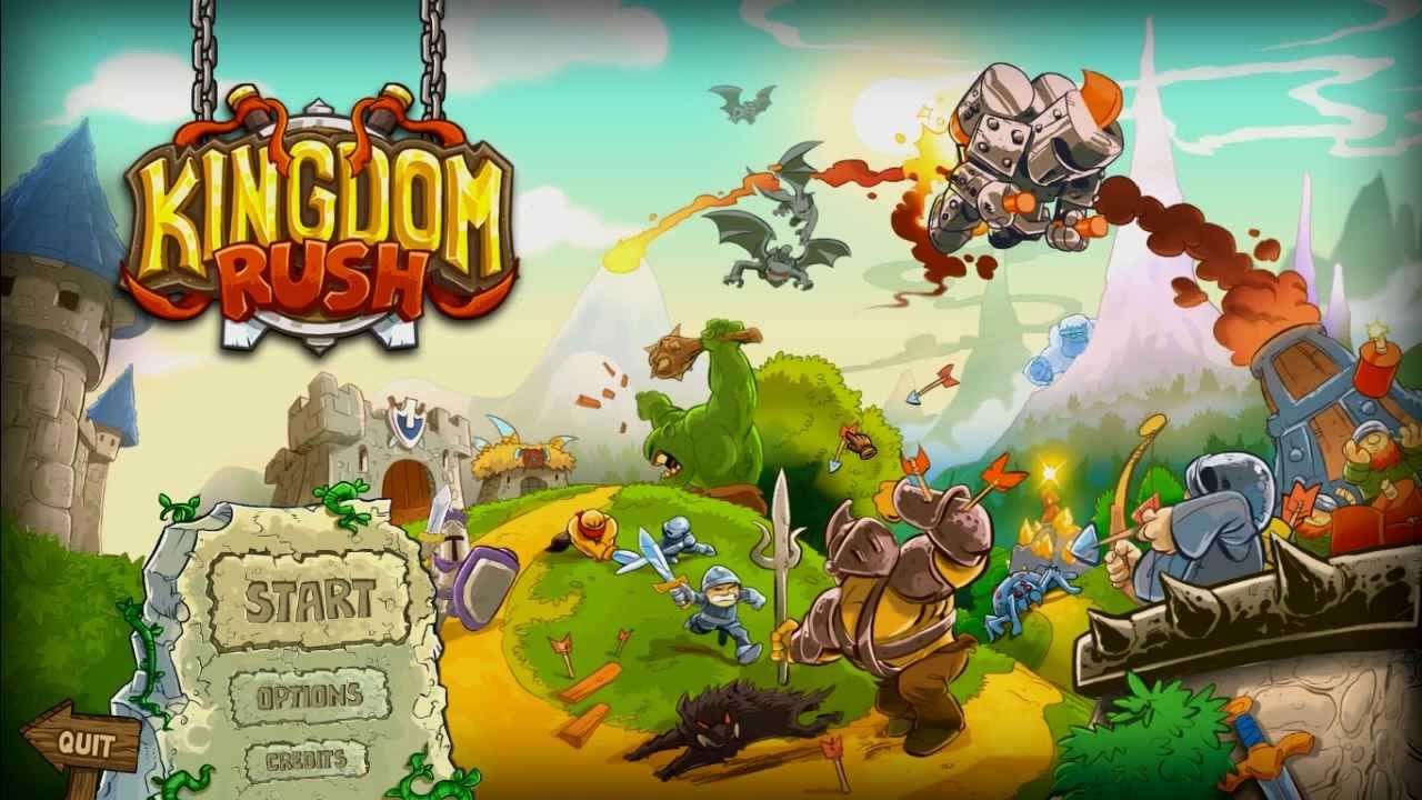 Kingdom Rush - Tower Defense Download Free