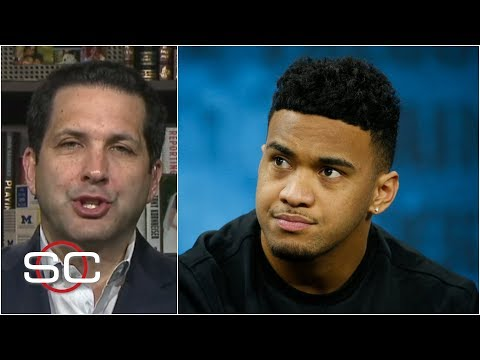 Dolphins Aren't As All-in On Tua As People Think - Adam Schefter | SportsCenter Mock Draft Special