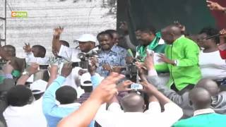 Patashika Masinde Muliro Kwenye Mkutano Wa Wetangula