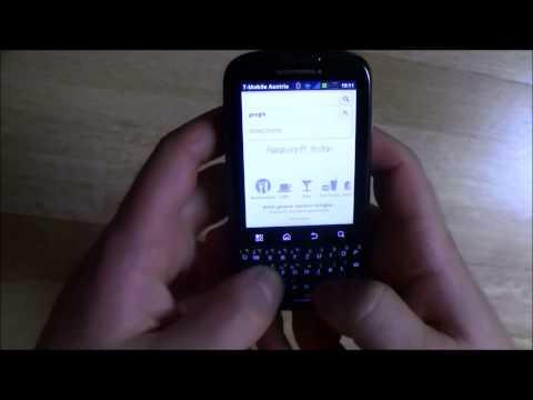 Motorola Pro Plus Test - QwertzPortal.de