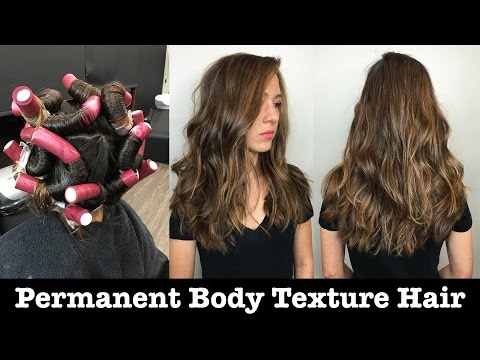 Permanent Body Texture Wave