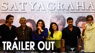 Satyagraha Official Trailer OUT!