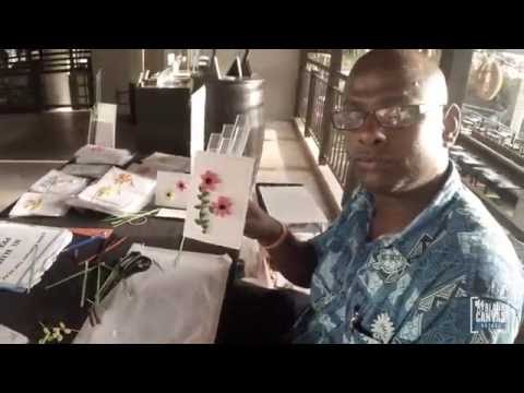 Deaf Worker Has His Own Business