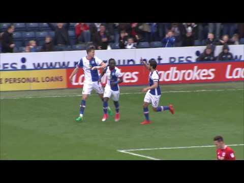 Highlights: Blackburn Rovers 1 Bristol City 1