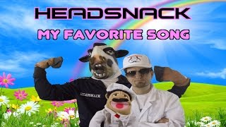 HEADSNACK® - My Favorite Song - GMO Factory Farming Monsanto song featuring PLASMIC