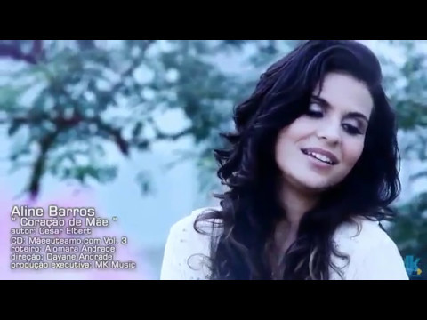 Coração de Mãe - Aline Barros - Clipe Oficial MK Music