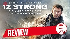 Operation: 12 Strong (2018) Kritik Review | KINO TO GO | FredCarpet
