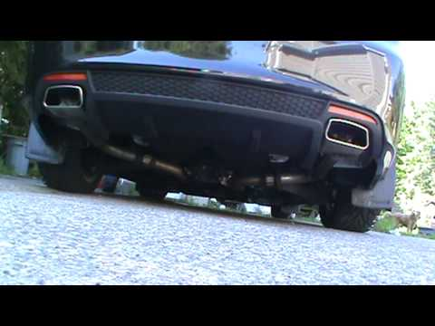 Pontiac G8 GT SLP Loudmouth Axle Back