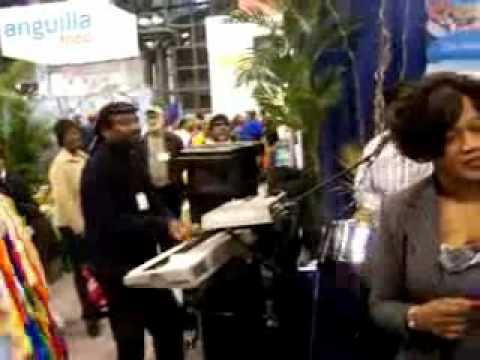 AFRICAN SONG  CALYPSO MUSIC.
