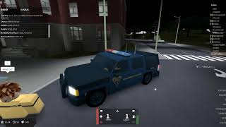 [13] MSP PATROL, ANOTHER EXPLOITER?!? | New Haven County ROBLOX