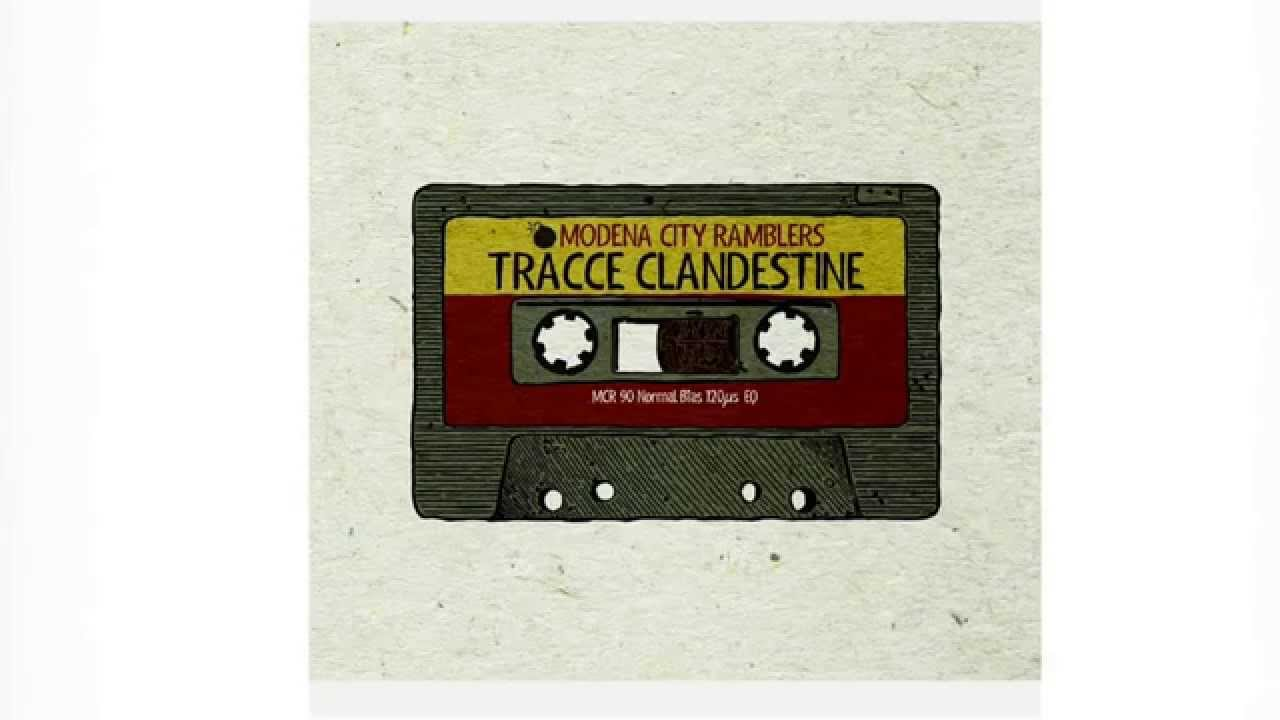 Modena city ramblers tracce clandestine new album rock for Dado arredamenti modena