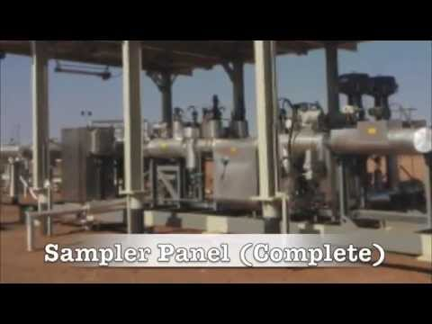 Sampling Panels ( Fabricators in Singapore) Oil, Gas, Hydrocarbons