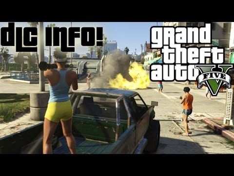 ★ GTA 5 - NEW Beach Bum DLC Info & Release Date!
