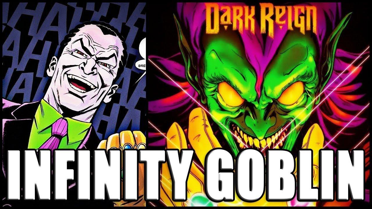 Norman Osborn infinity gauntlet ile ilgili görsel sonucu