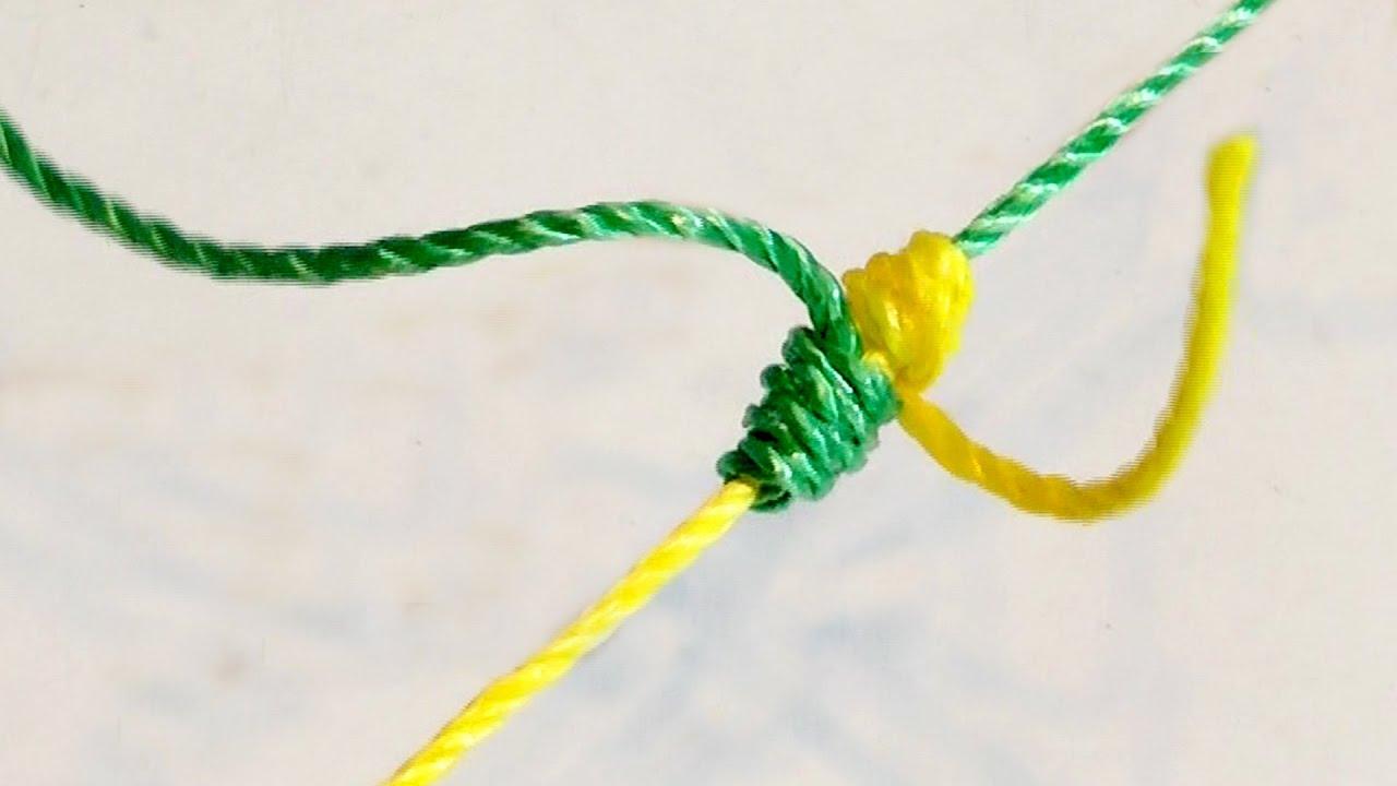 5 nœuds de pêche pour toutes les occasions.