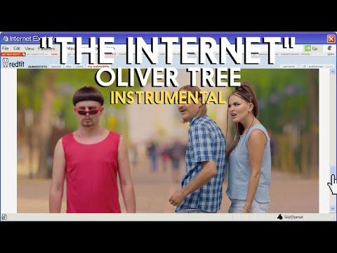 Oliver Tree & Little Big - The Internet (Instrumental)