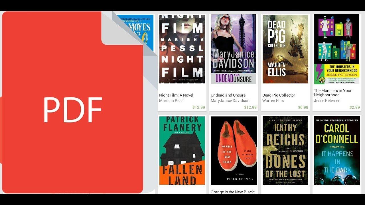 download pdf gratis novel