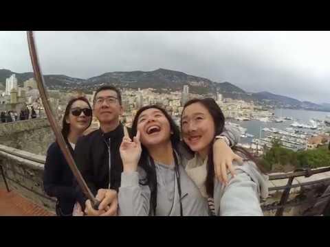 Travel Diary: Monaco