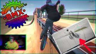 New Tricks  N Next Update But   Am Doing Them Now Pipe By BMX Streets GamePlay
