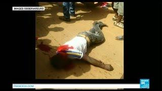 Coup d'État au Burkina Faso - 1 mort et 60 blessés au principal hôpital de Ouagadougou