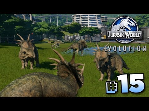 PARA-PROBLEMS!!! - Jurassic World Evolution FULL PLAYTHROUGH | Ep15 HD
