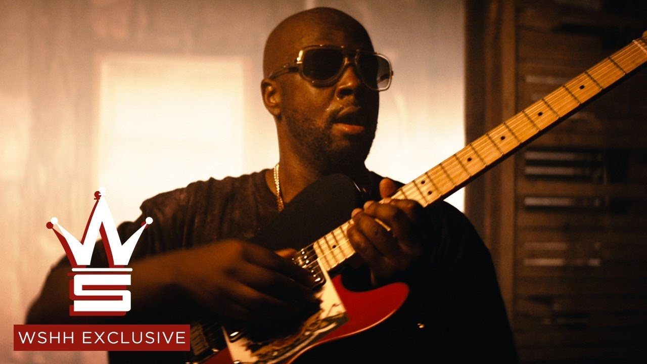 "Wyclef Jean ""Hendrix"" (Official Music Video)"