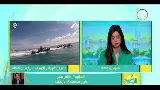 بالفيديو.. العقيد حاتم صابر: القوات المسلحة استطاعت اختراق الشفرات المستخدمة بين الجماعات التنظيمية