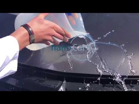 Nano protection » with intelligent hybrids | nanoCare