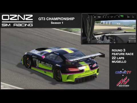 2017 GT3 Championship - Round 3 Feature Race
