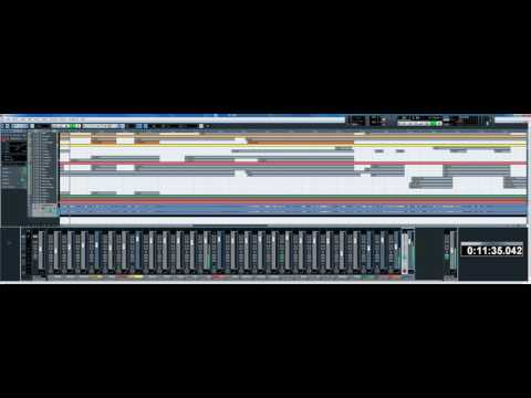Beethoven 9th Ode Virtual, Work In Progress