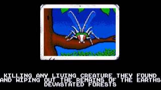Venus - The Flytrap (Atari ST) intro & title