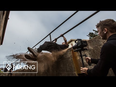 Making a Freerunning Filmmaker Feat. Giles Longley | Farang Film School ep. 4