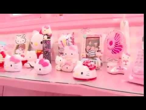 Rumah Hello Kitty Semua Serba Hello Kitty