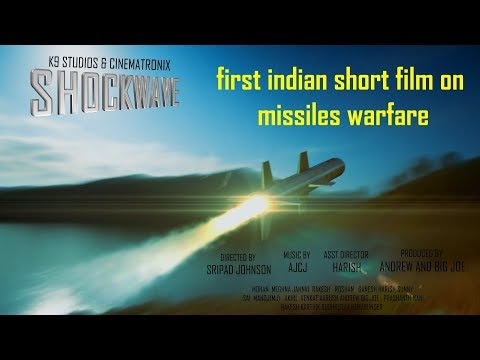 SHOCKWAVE- ACTION TELUGU SHORT FILM-VFX