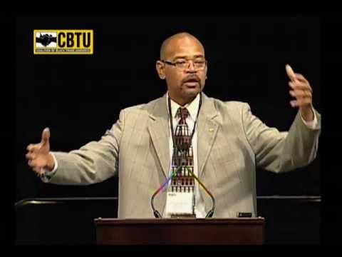 CBTU President-Rev. Terry Melvin:Highlight Clip 1