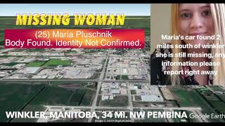 Body Found Near Winkler, After 25-Year Old Woman Went Missing