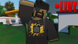 Playing on my new server! - MTN & Chill