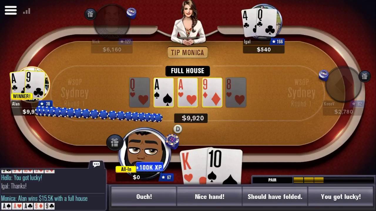 Sydney Poker Tournament