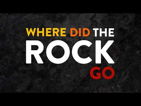 Where Did The Rock Go - Lyric Video