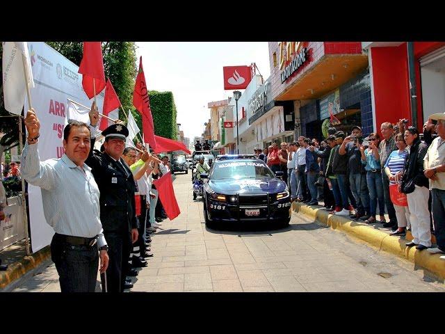 Inicia Operativo de Semana Santa en Zitácuaro