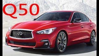 INFINITI Q50 小改款 運動房車再進化 英菲尼迪
