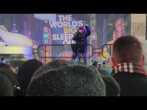 Kat Jackson - Will Smith's Bedtime Story For World's Biggest Sleep Out