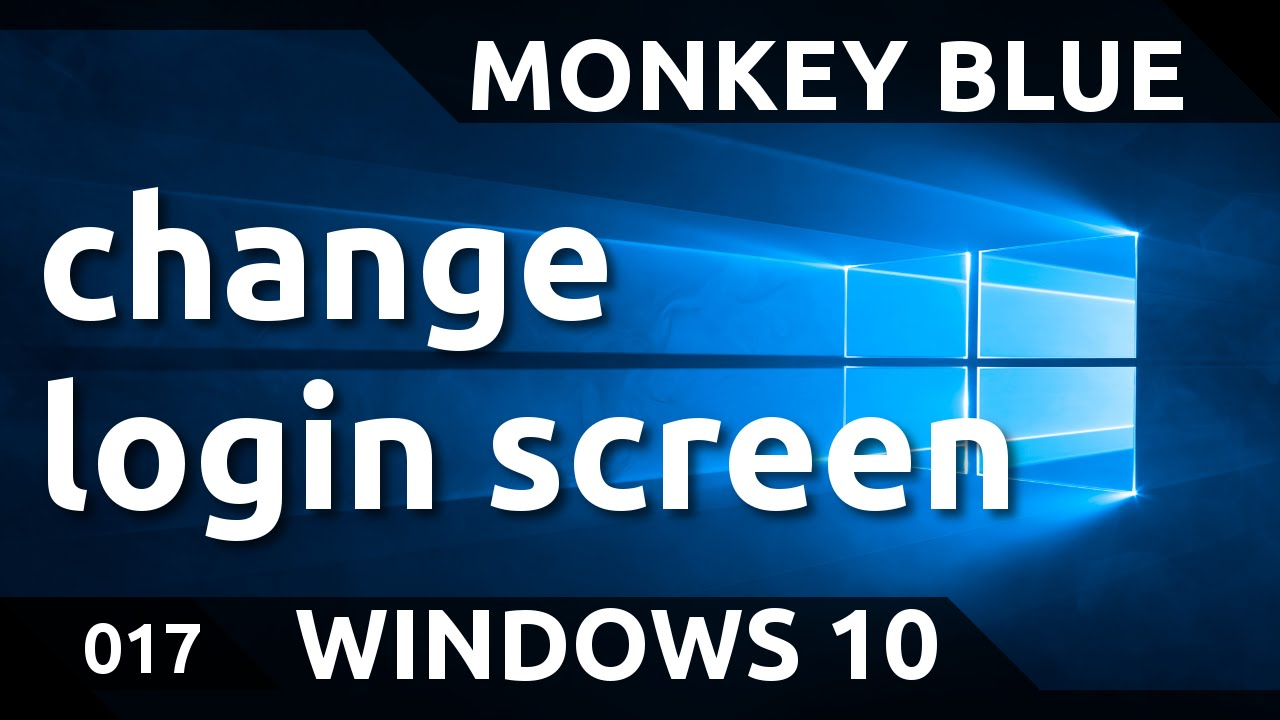windows 10 how to change user login